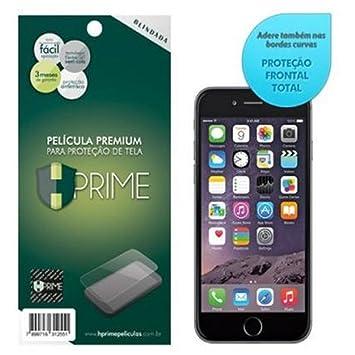 1889d610fa1 Película de Tela Blindada HPrime para Apple iPhone 6/6S Transparente -  Qualidade e durabilidade