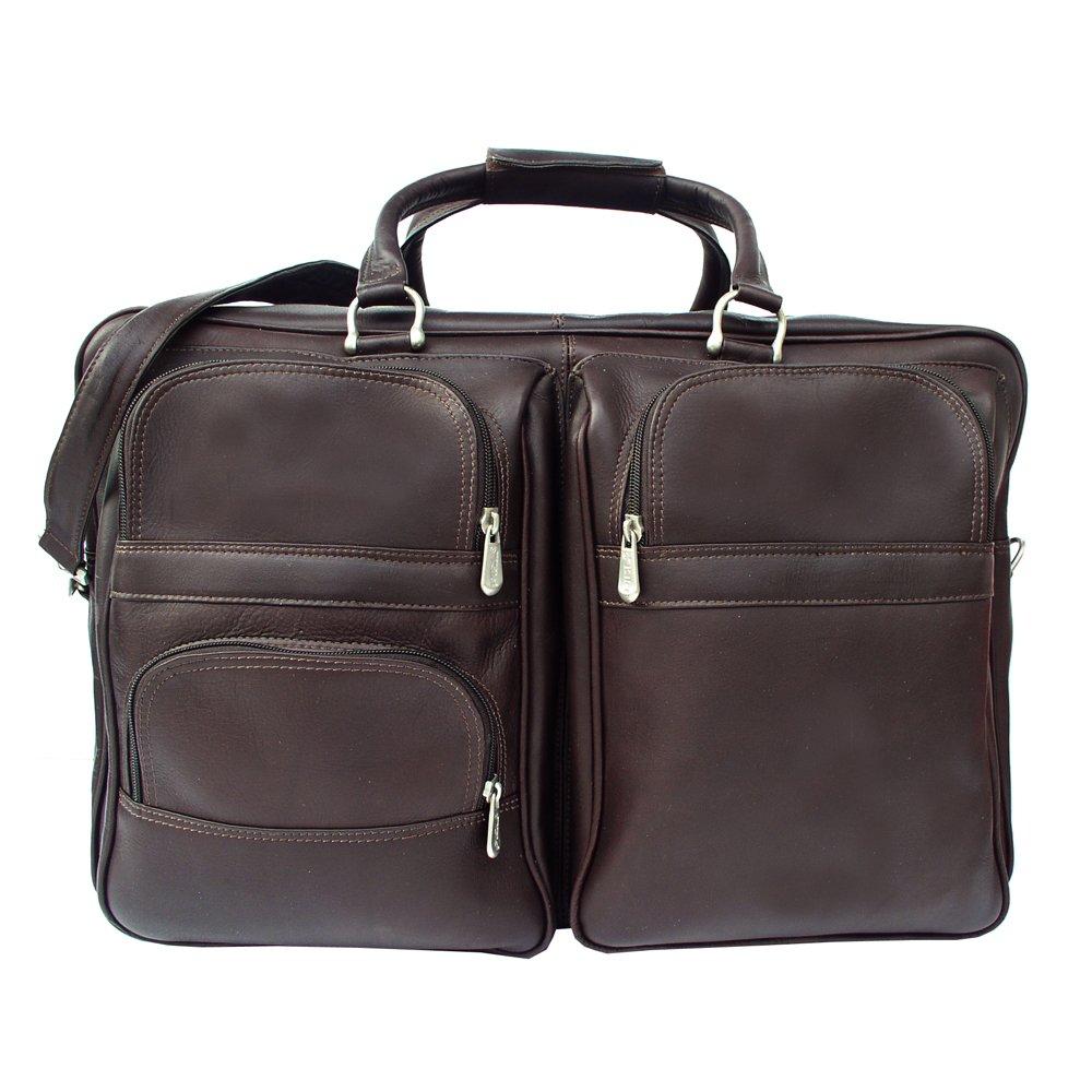 Piel 8829-CHC Chocolate Complete Carry-All B002GQUN08