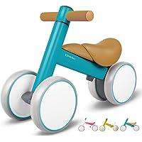 XJD Bicicleta sin Pedales para Bebé de 1 año Bicicleta Equilibrio Bebé para Aprender a Caminar Regalo de Primera…