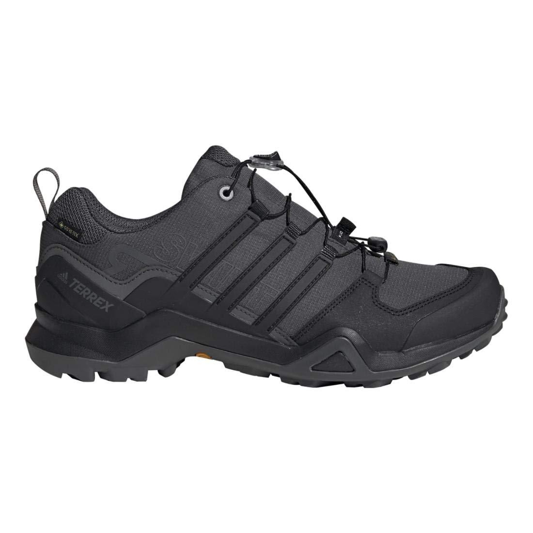 adidas outdoor Men's Terrex Swift R2 GTX Grey Six/Black/Grey Four 6 D US