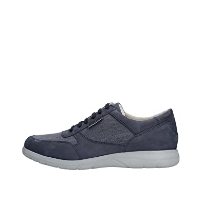 Stonefly Sneakers Homme Bleu, 41