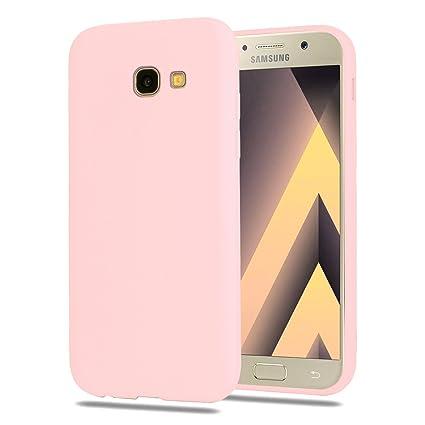 Funda Samsung Galaxy A5 2017 Silicona Carcasa Suave Flexible ...