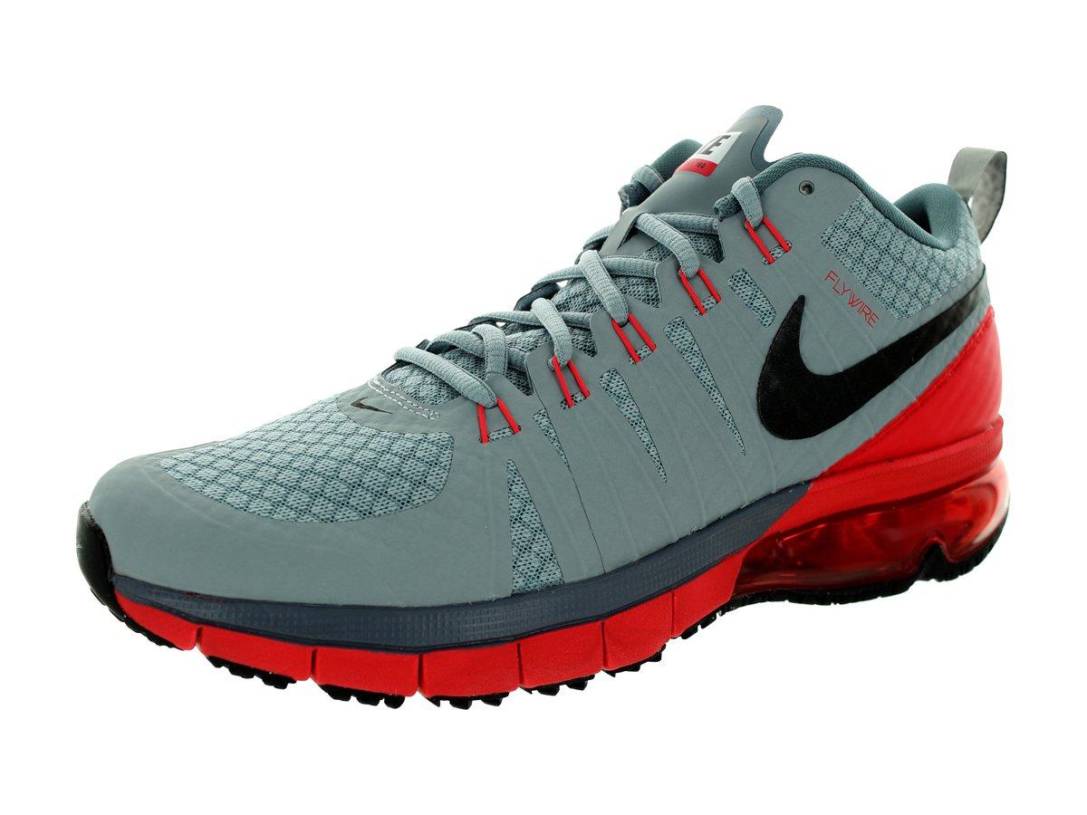 Nike Men's Air Max TR180 Dove Grey/Black/Blue Graphite Training Shoe