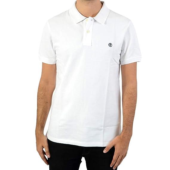 Timberland Millers River Camiseta Cuello Alto para Hombre: Amazon ...