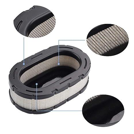 Panari Tune Up Kit Filtro de aire Filtro de aceite para MTD ...
