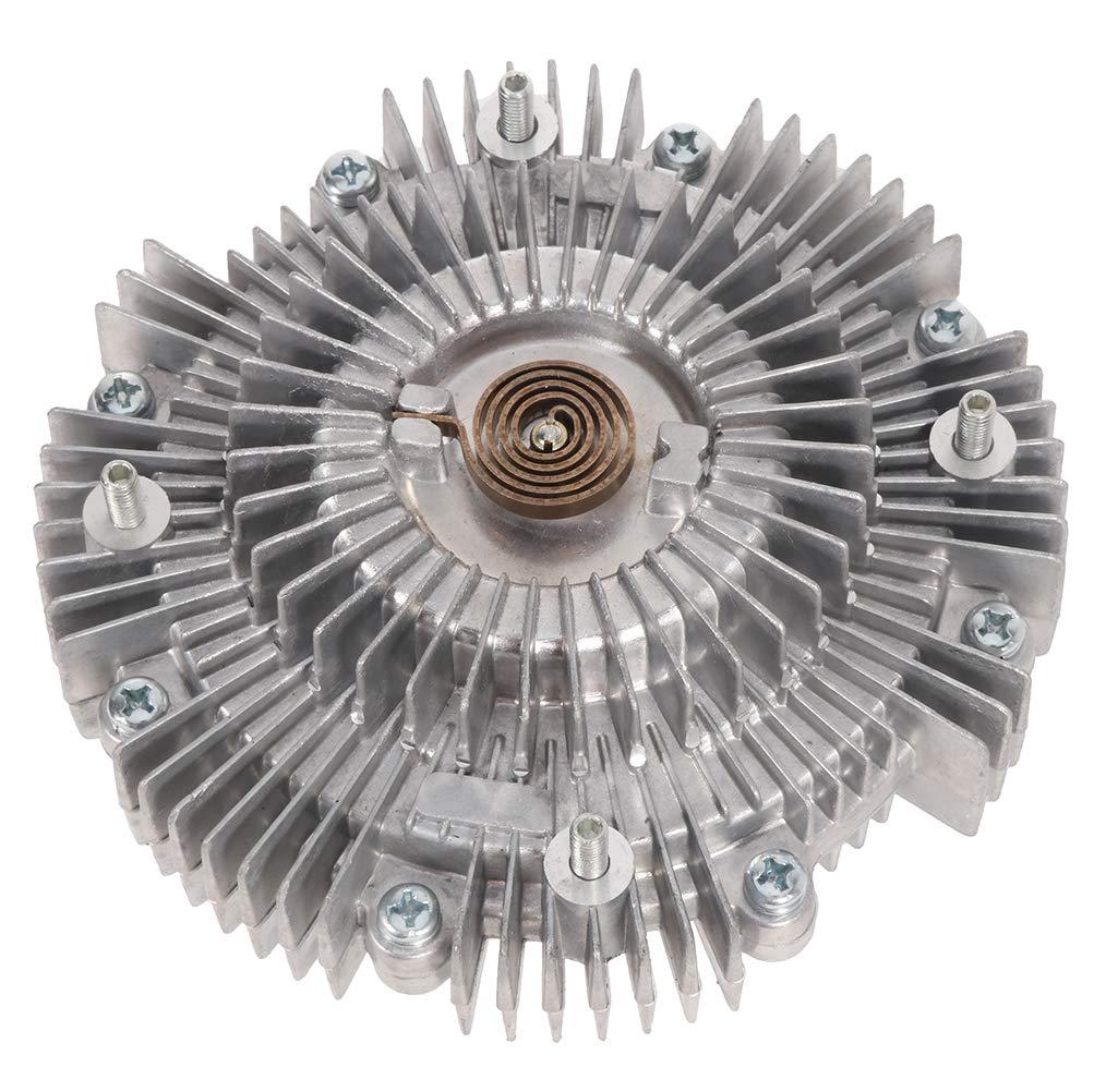 cciyu Cooling Fan Clutch for OE 1996-2010 Toyota 4Runner 2006-2014 Toyota Hiace 2004-2014 Toyota Hilux