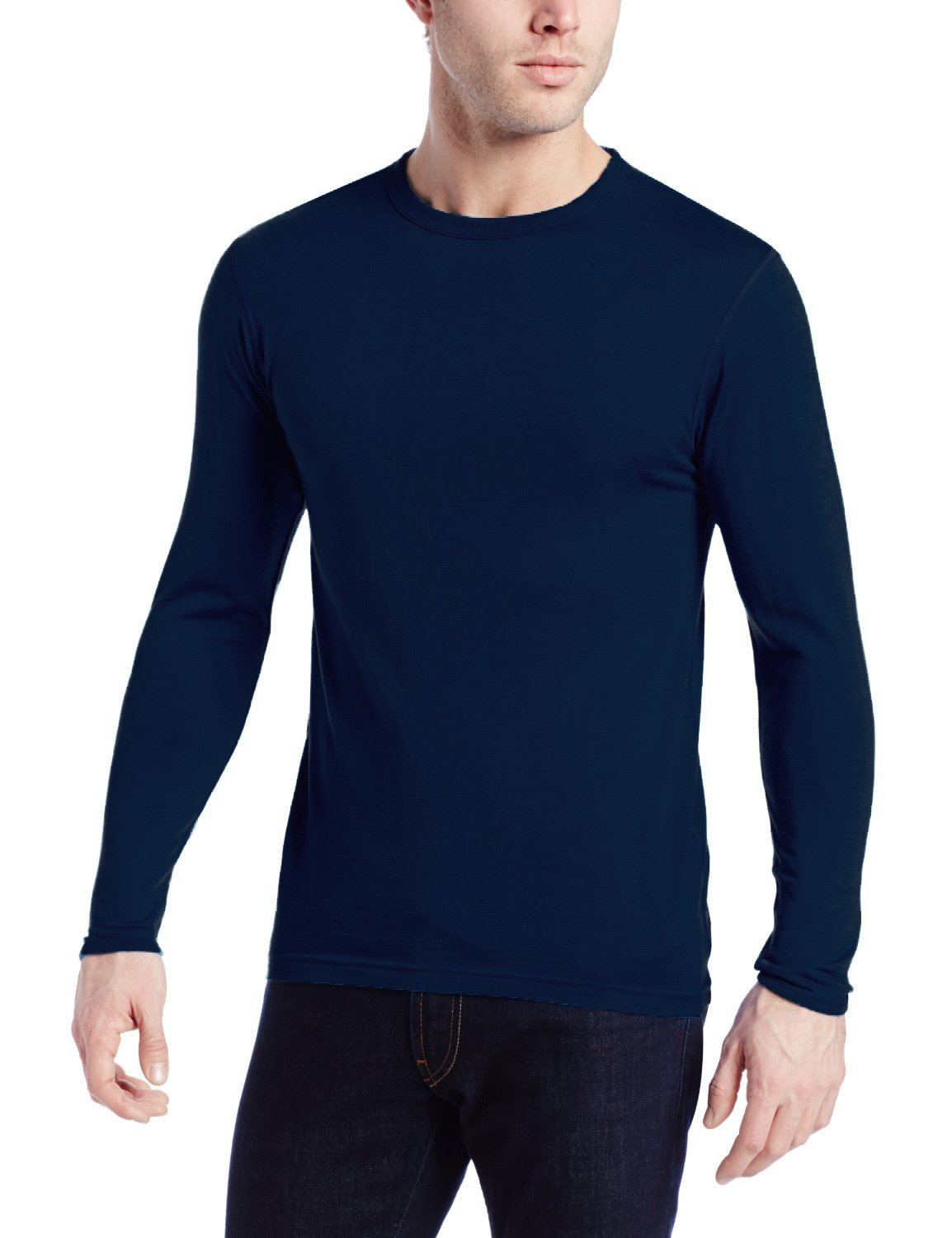 Minus33 Merino Wool Men's Ticonderoga Lightweight Crew 718