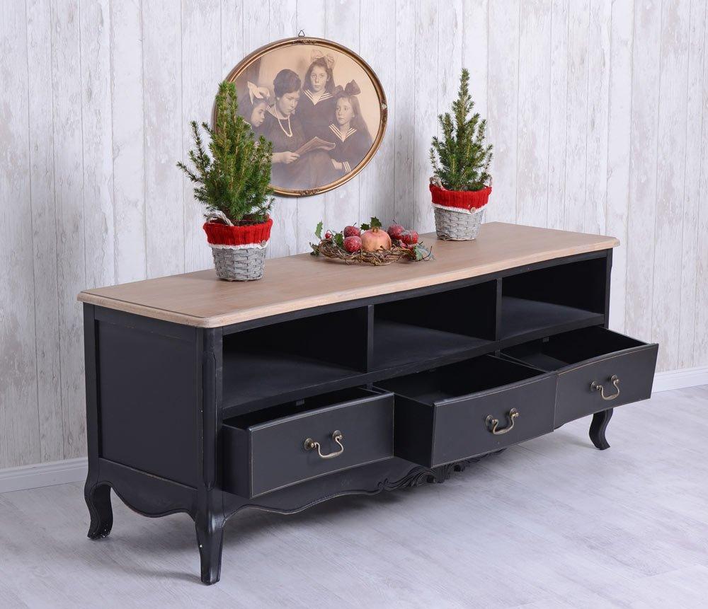 tv schrank vintage great best images about lowboards on. Black Bedroom Furniture Sets. Home Design Ideas