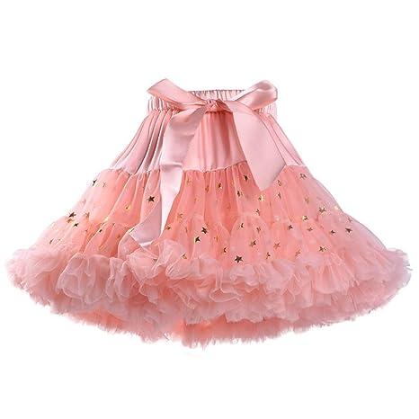 Tutús para Las Niñas, Las Niñas Faldas Plisadas Espumoso ...