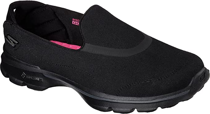 fb4f6e5d5151 Image Unavailable. Image not available for. Colour  Skechers Go Walk 3  Spring Lite Womens Walking Shoes ...