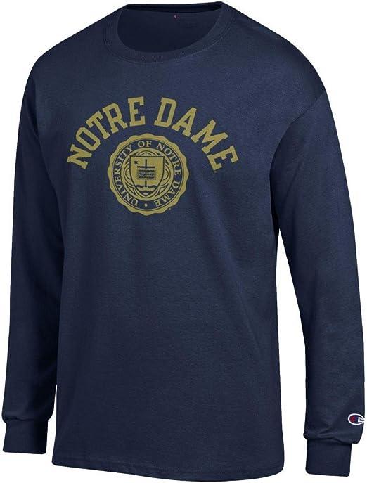Elite Fan Shop NCAA Mens Team Color Long Sleeve Shirt Arch