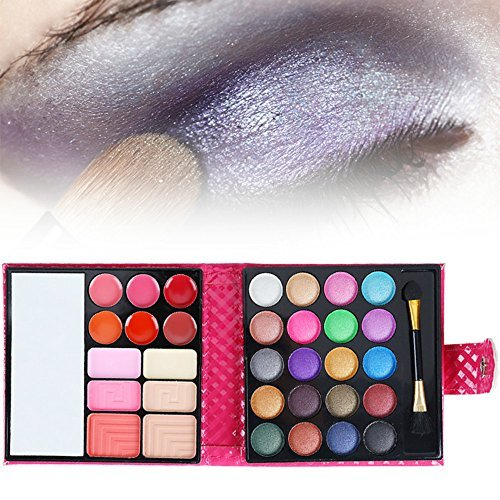 Happy Valentine\'s Day,Vinmax Multi-Color Eye Shadow,Waterproof Smoky Natrual Naked Makeup Set