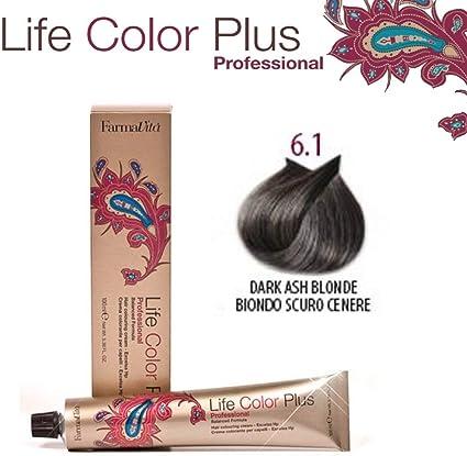 Farmavita Life Color Plus Tinte Capilar 6.1-90 ml