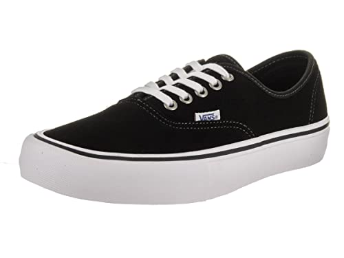 f6bd3e50b92769 Vans Unisex Authentic Skate Shoe Black 36-37 M EU   5 D(M