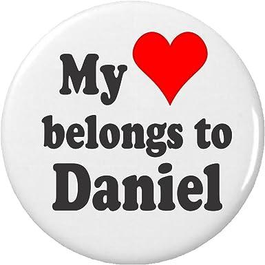 Amazon.com: Mi corazón pertenece a Daniel 2.25