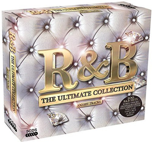 R&B: The Ultimate Collection / Various (United Kingdom - Import, 5PC)