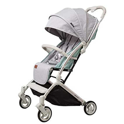 REMTI Sillas de paseo Ultra Ligero cochecito de bebé Sit Lie ...