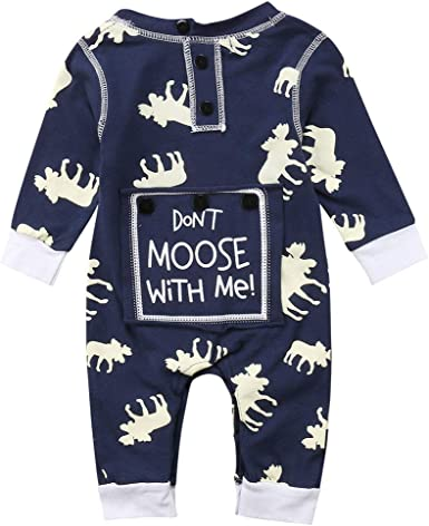 Baby Boys Clothing Sets Little Moose Newborn Clothes Long Sleeve Romper Jumpsuit