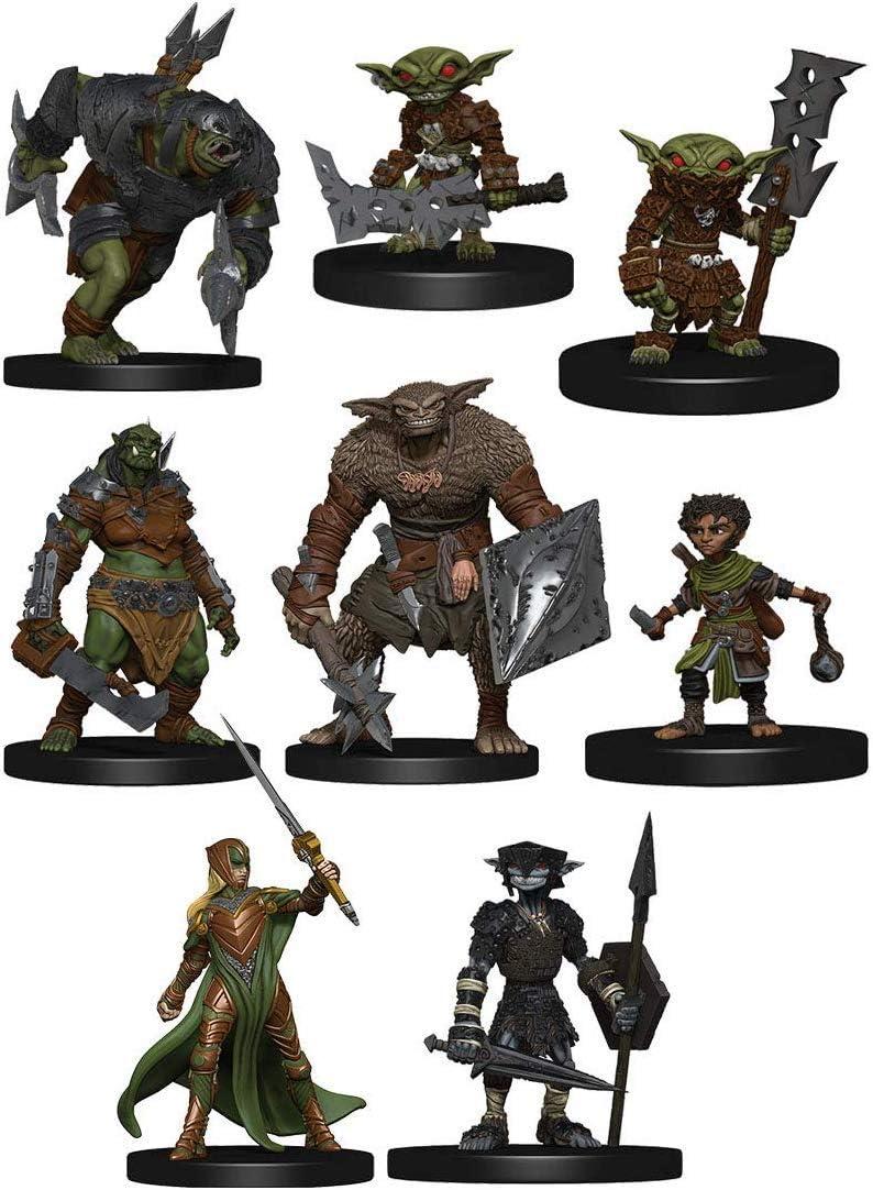 Dungeons & Dragons WizKids Pathfinder Battles: Legendary Adventures Preview Pack: Amazon.es: Juguetes y juegos