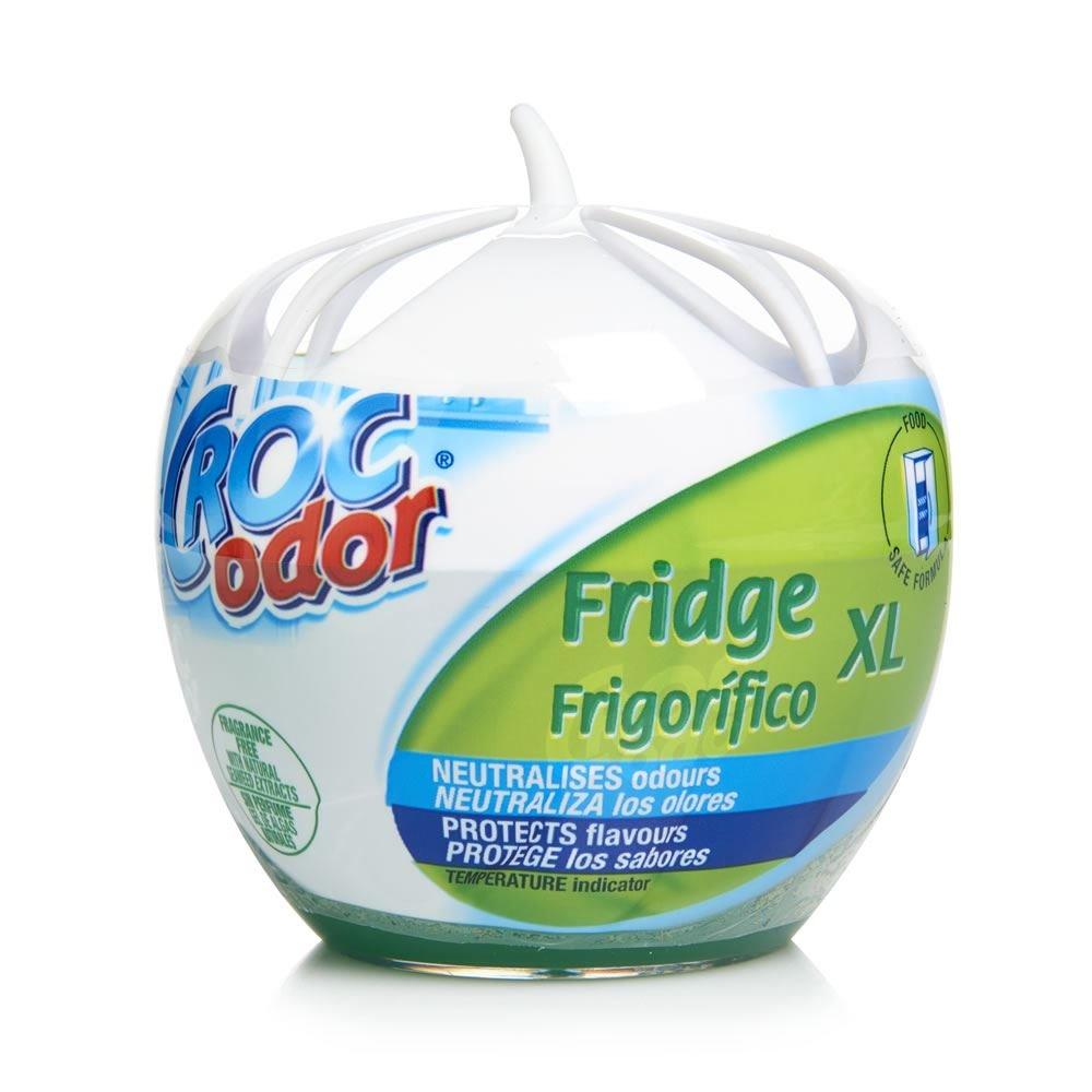 Croc Odor Fridge Deodoriser (140g) - Pack of 6 Grocery