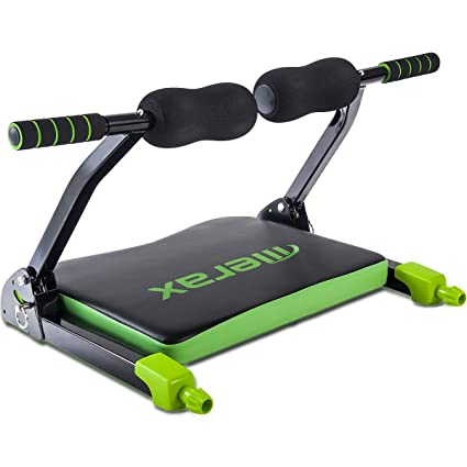 Merax MS020726BAA Total Body Workout Fitness Machine Ab Exercise Trainer Home Gym Equipment