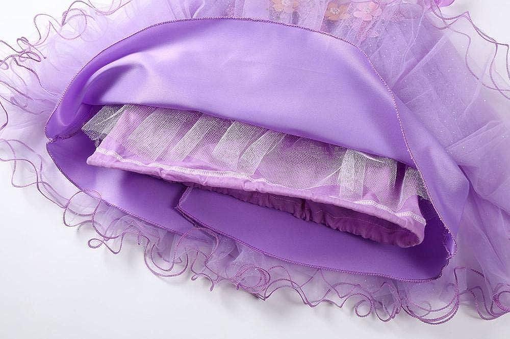 Wennikids Newborn Baby Unicorn Headband Tutu Dress Set 1st//2nd Birthday Dress Gifts Party Supplies