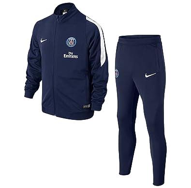 63358bc545c87 Nike - Football - survêtement PSG Revolution jr  Amazon.fr ...