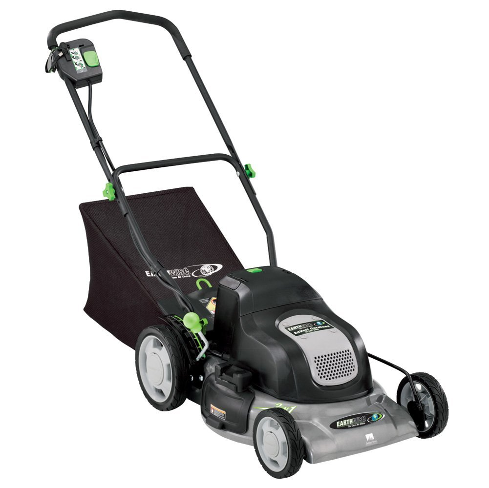 Earthwise 60120 electric lawn mower
