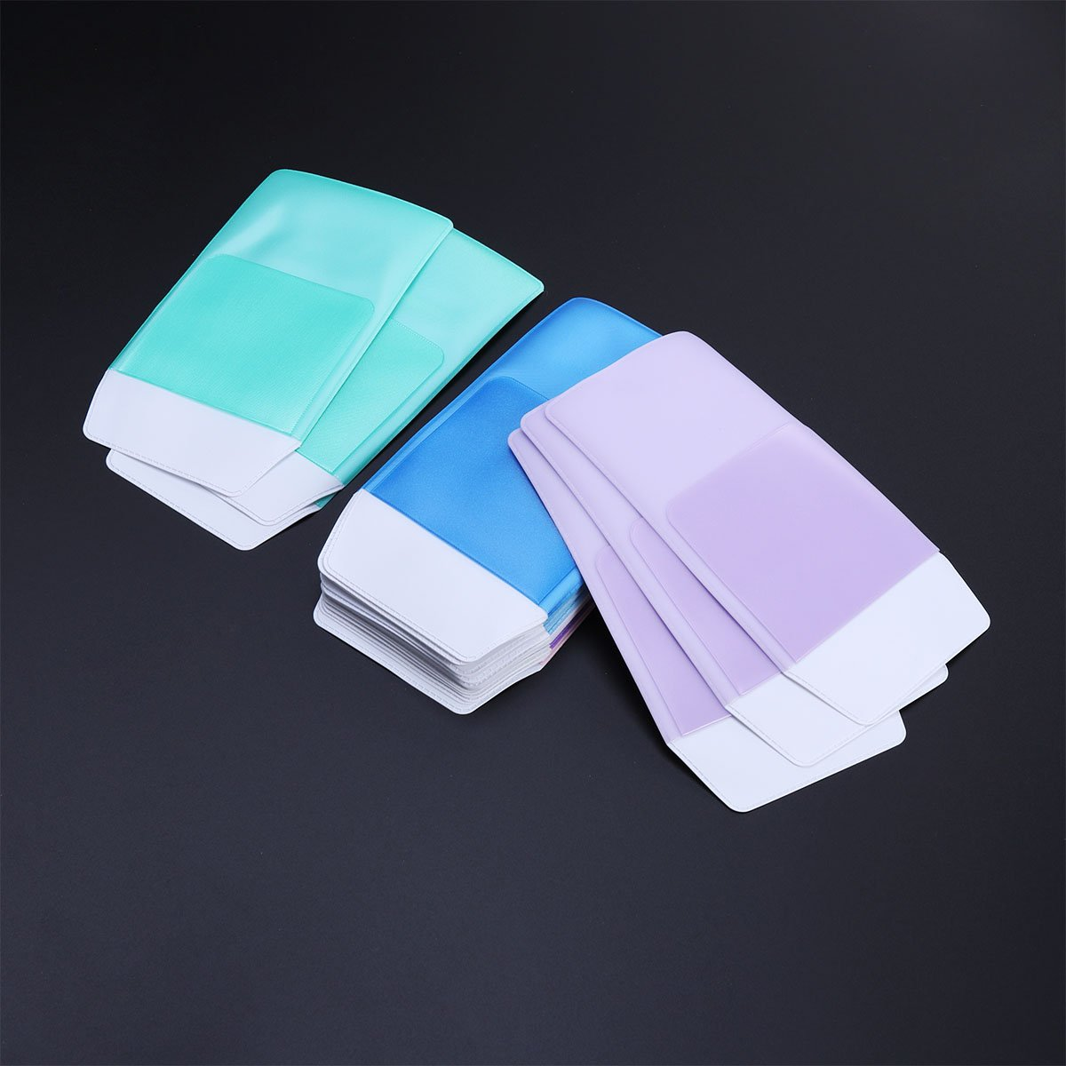 Toymytoy Pocket Protector pratico penna sacchetto classico scuola ospedale per ufficio per penna di tenuta 21PCS