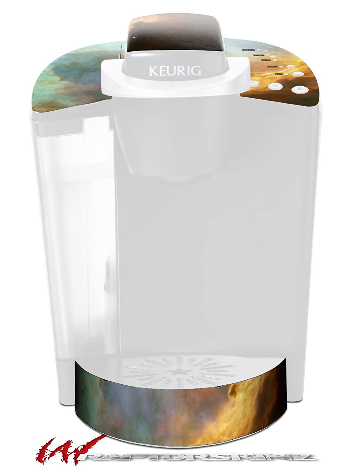 Hubbleイメージ – Gases in the omega-swan星雲 – デカールスタイルビニールスキンFits Keurig k40 Eliteコーヒーメーカー( Keurig Not Included )   B017AK36OY