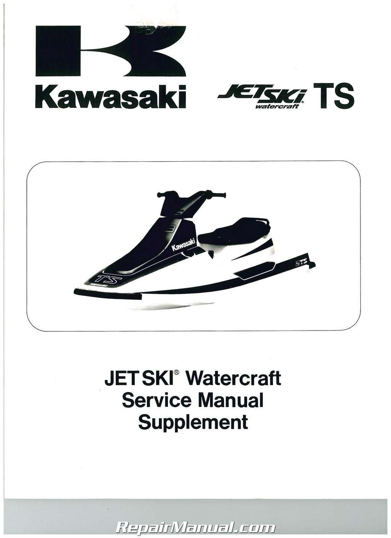 99924-1122-54 1989-1996 Kawasaki JetSki JS650-B Factory Service Manual  Supplement: Manufacturer: Amazon.com: Books
