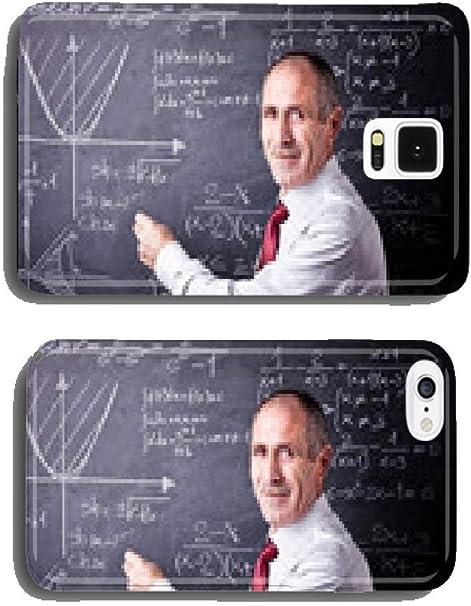 Funda para teléfono móvil profesor senior Mini Item: Amazon.es ...
