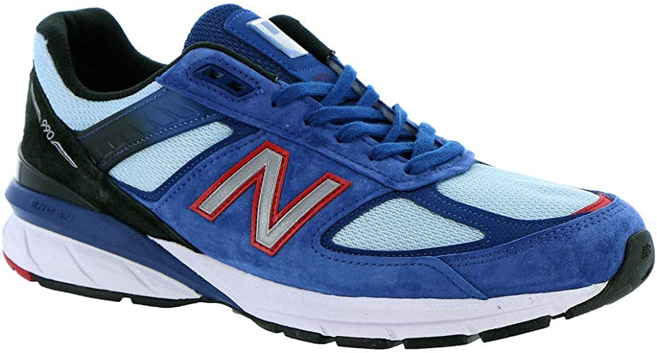 New Balance 990v5 - Zapatillas de running para hombre, color azul