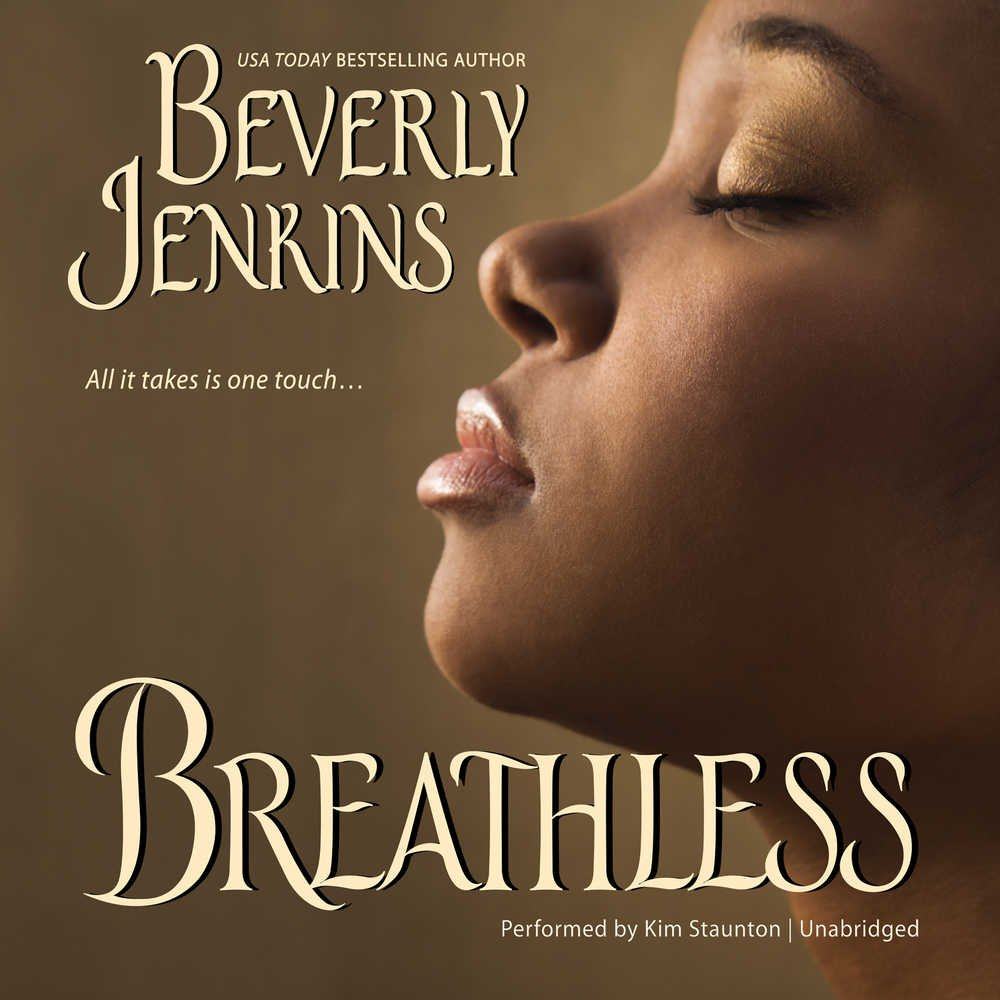 Breathless (Old West series, Book 2) by HarperCollins Publishers and Blackstone Audio (Image #1)