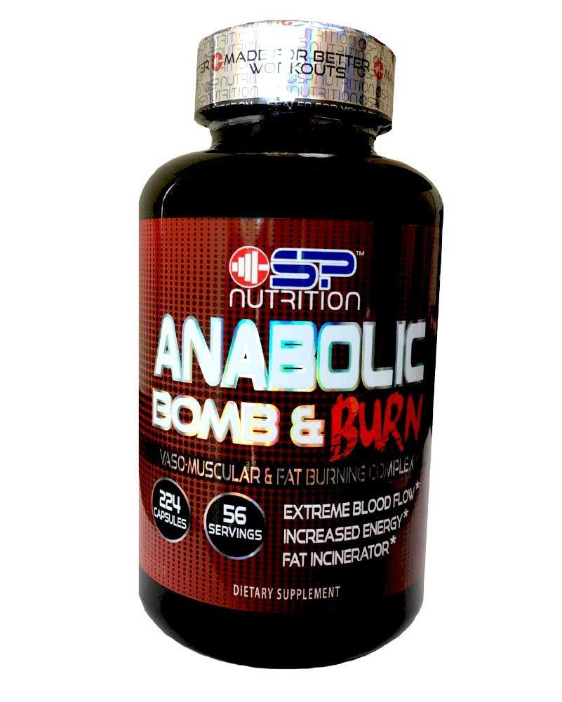 ANABOLIC Bomb & Burn