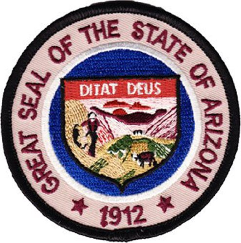 Arizona State Seal - 6