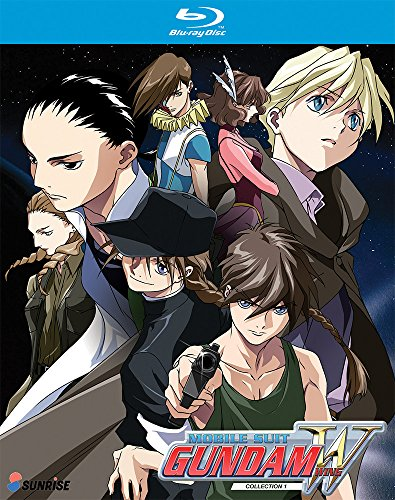 Mobile Suit Gundam Wing: Blu-Ray Collection 1