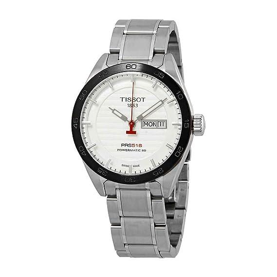 Tissot PRS 516 T100.430.11.031.00 Reloj Automático para hombres: Amazon.es: Relojes