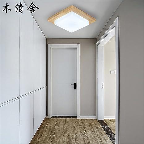 Leihongthebox Ceiling Lights Lamp The Led Light Wooden Ceiling Lamp