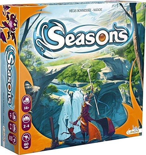 Seasons [Edition en français/French Edition] Asmodee SEA01