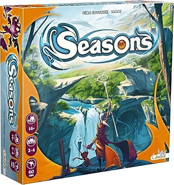 Asmodée - Set de Inicio de Cartas (SEA01) (versión en francés): Amazon.es: Juguetes y juegos