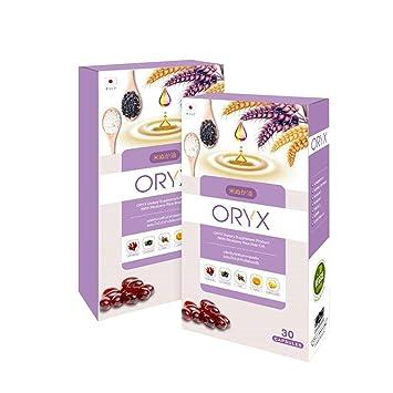 Amazon.com: Oryx - Aceite de bronce de arroz combinado con ...