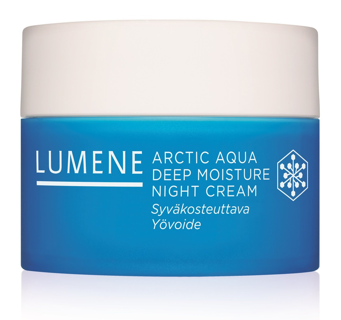 Lumene night cream