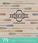 Cotton + Steel Coloring Book: 75+ Whimsical Designs to Color and Love