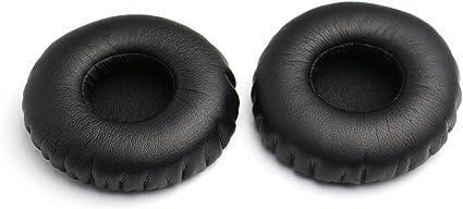 Coussinets pour AKG K430 K420 K450 K451 K480 Q460, Sennheiser PX100 PX200 casque de remplacement oreille Padoreille Coussin d'oreille Coque
