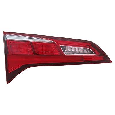 TYC 17-5612-00 Reflex Reflector: Automotive