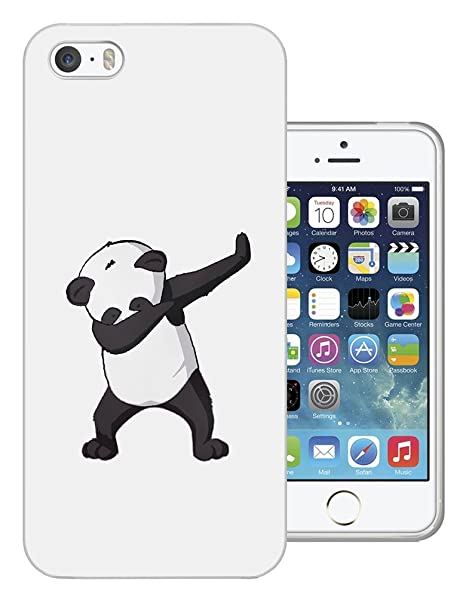 coque iphone 7 panda dab