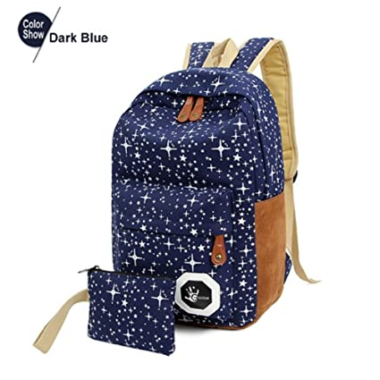 Amazon.com : Women Backpack Mochilas Feminina Sac A Dos Mochilas Mujer Teenage Girl School Bags Rucksack Back Pack Women Canvas Cute : Everything Else