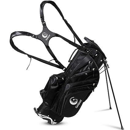 Amazon.com: Hyper Lite Golf Bolsa de soporte w/correa para ...