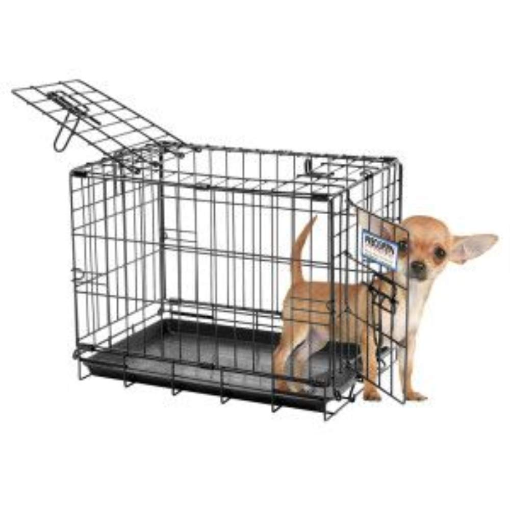Jew Detector: Precision Pet Petmate ProValu Two Door Wire Dog Crate